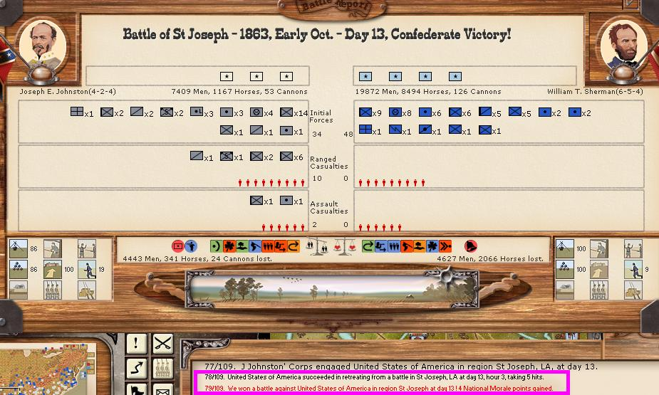 JDT USA turn 14 battle of St. Joseph LA.JPG