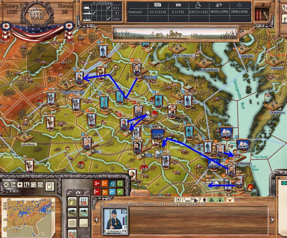 CAI turn 29 east orders.JPG