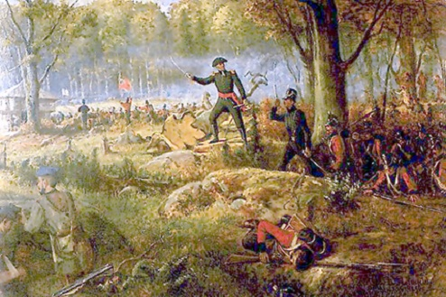 War 1812. Battle Chateauguay.II.jpg