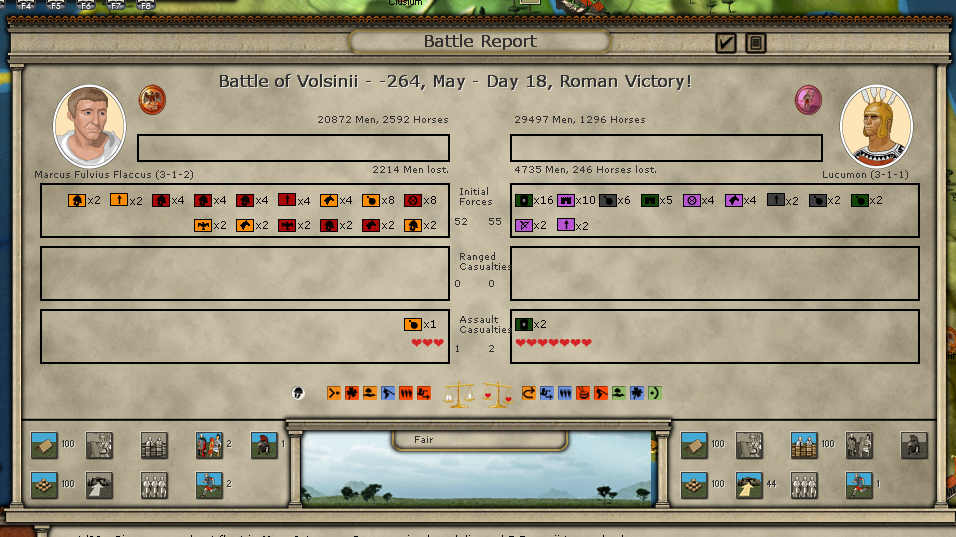 Battle report Volsinii May - June.png