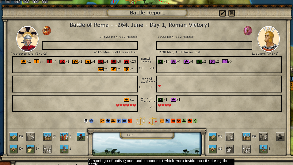 Battle Report Rome Day 1 june - july.png